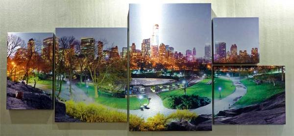 Gallery Wrapped Aluminum - Substrates