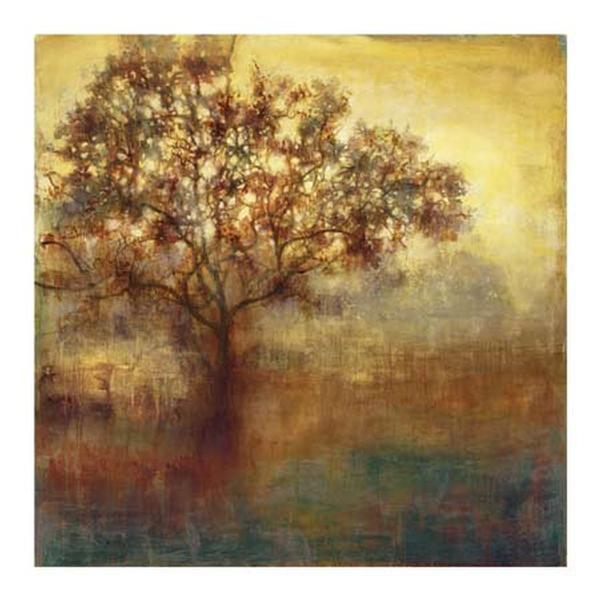 Golden Tree - Healthcare - Landscape Prints