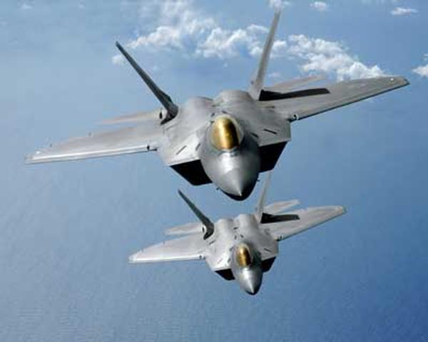 F-22 - Government - Photography