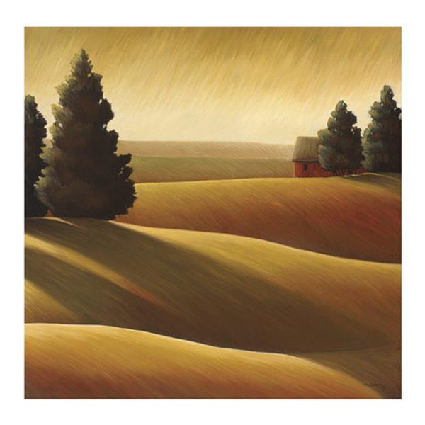 Golden Fields - Healthcare - Landscape Prints