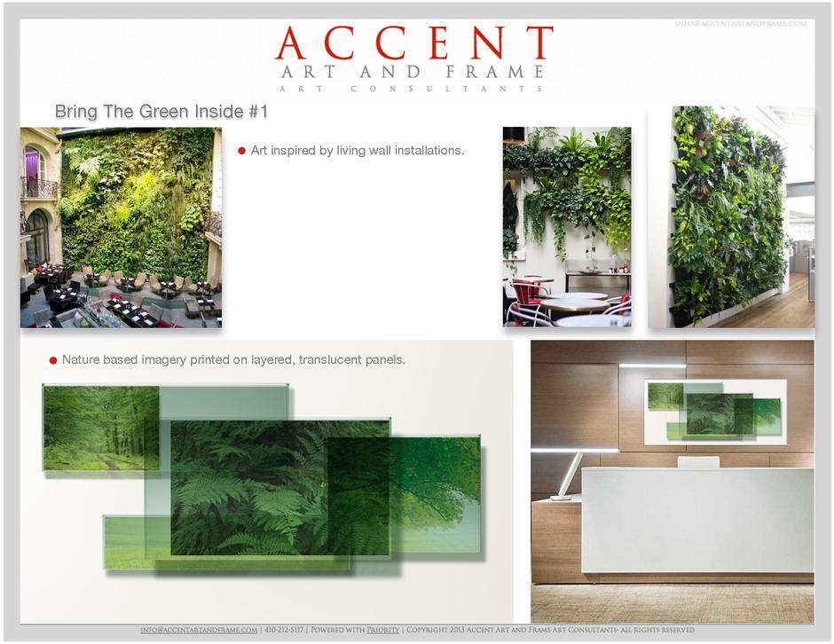 Living Wall -  Innovation -