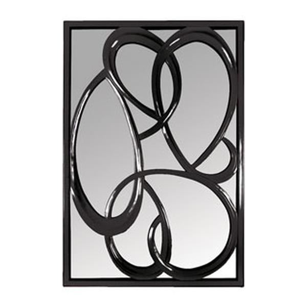Calligraphy Mirror - Wall Sculpture  -
