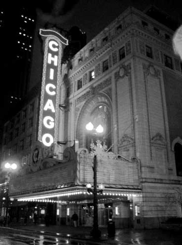 Chicago Theatre - Hospitality - Photography