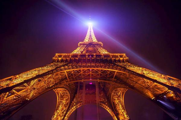 Eiffel Tower - Hospitality - Photography