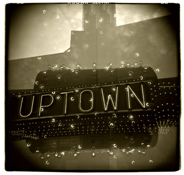 Uptown Theatre - Hospitality - Photography