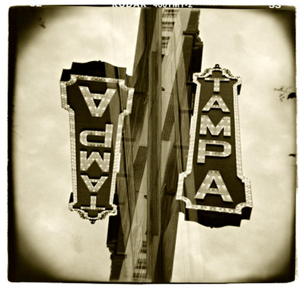 Tampa Theatre - Hospitality - Photography