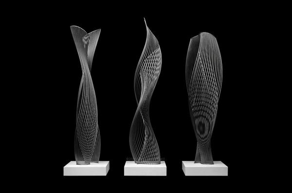Hague Trio - Sculpture - Sculpture
