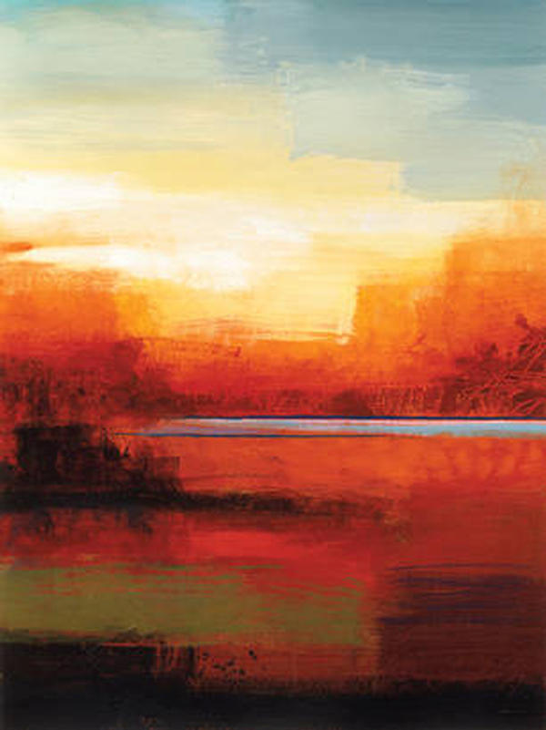In the Canyon - Corporate - Landscape Art