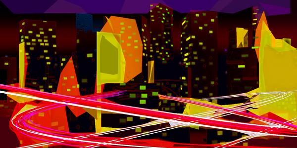 Los Angeles - Corporate - Abstract Art