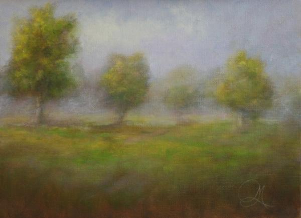 Unveiling the Field of Trees - Hospitality - Landscape Art