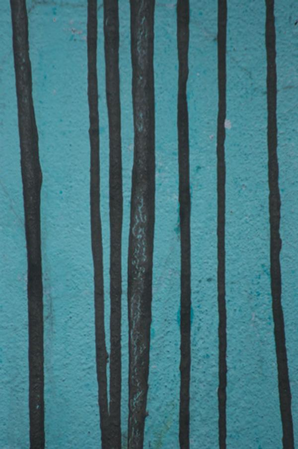 Blue Bamboo - Corporate - Abstract Art
