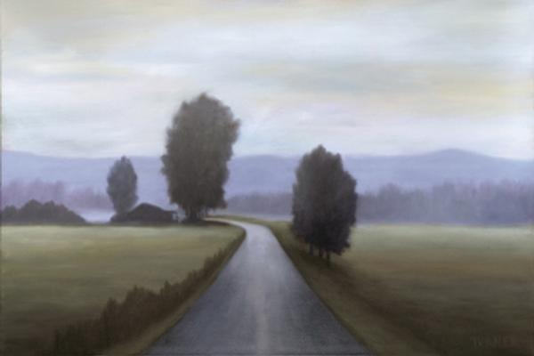 Around the Bend - Healthcare - Landscape Prints