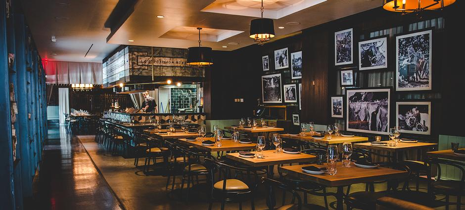 Loews DC - Rural Society Restaurant