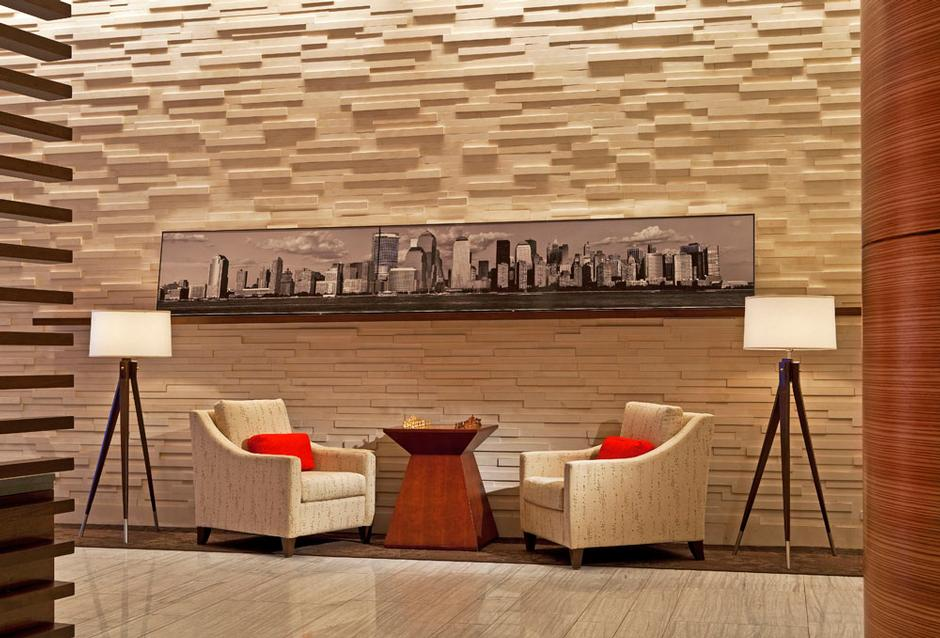 Sheraton Tribeca Lobby, New York, NY