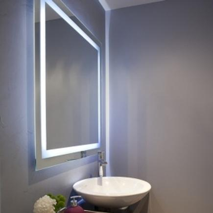Quartz Backlit Mirror