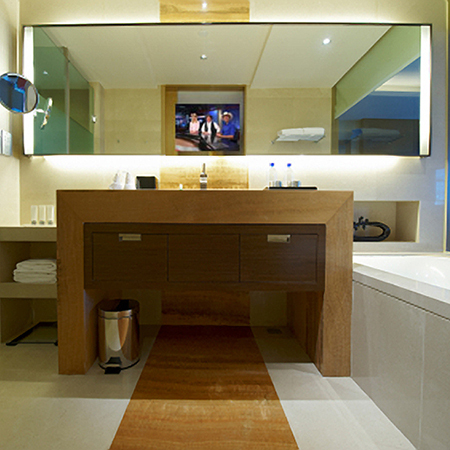 Residential Mirror TV