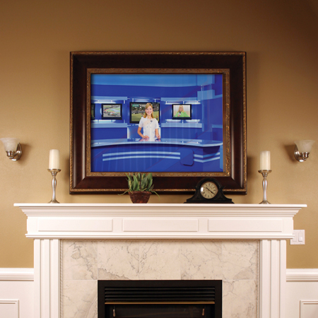 Mirror TV On